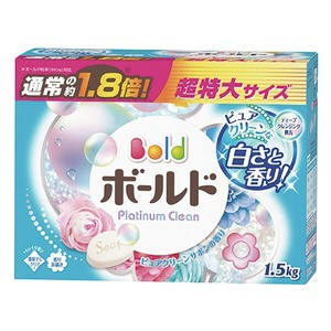 (まとめ) P&G ボールド 香りのサプリイン 粉末...