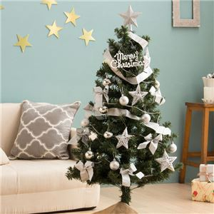 子供と飾ろうデラックスクリスマスツリーセット ...
