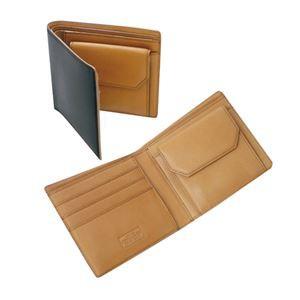 コードバン 二つ折れ財布 146-08B