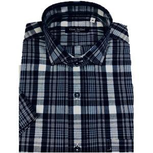 人気 イタリア製ファクトリー コットン半袖シャツ...