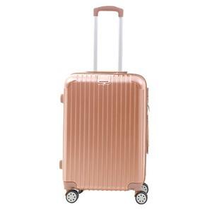 Sunruck スーツケース Mサイズ TSAロック付き 63L...
