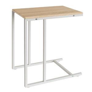 サイドテーブル(ミニテーブル/補助机) Lily 幅45c...