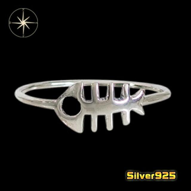 魚の骨の指輪(1)05号06号07号08号09号10号11号12...