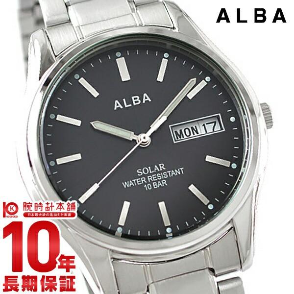 セイコー アルバ ALBA ソーラー 100m防水 AEFD540...