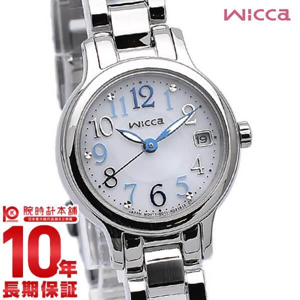 シチズン ウィッカ wicca KH4-912-11 レディース