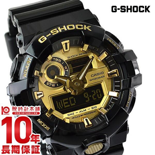 カシオ Gショック G-SHOCK GA-710GB-1AJF メンズ...