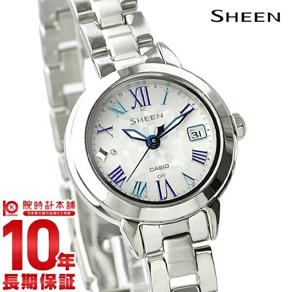 カシオ シーン SHEEN SHW-5000D-7AJF レディース