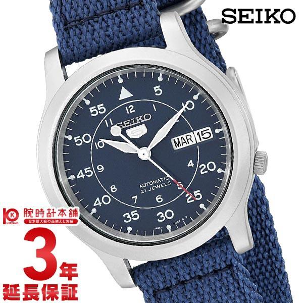セイコー5 逆輸入モデル SEIKO5 機械式(自動巻...