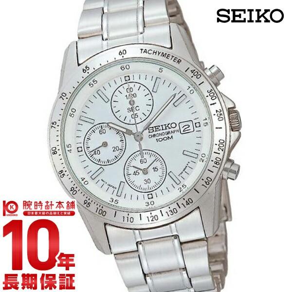 セイコー 逆輸入モデル SEIKO クロノグラフ 100m...