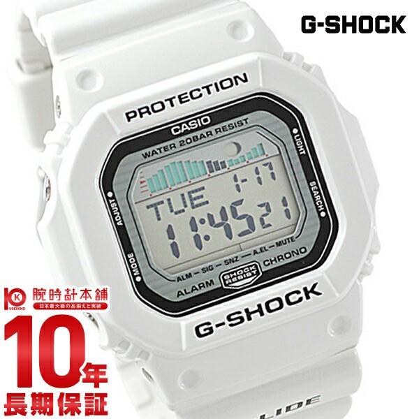 カシオ Gショック G-SHOCK G-LIDE Gライド ホワ...