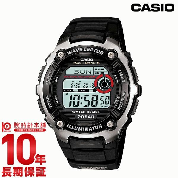 カシオ CASIO スポーツギア 電波 WV-M200-1AJF メ...