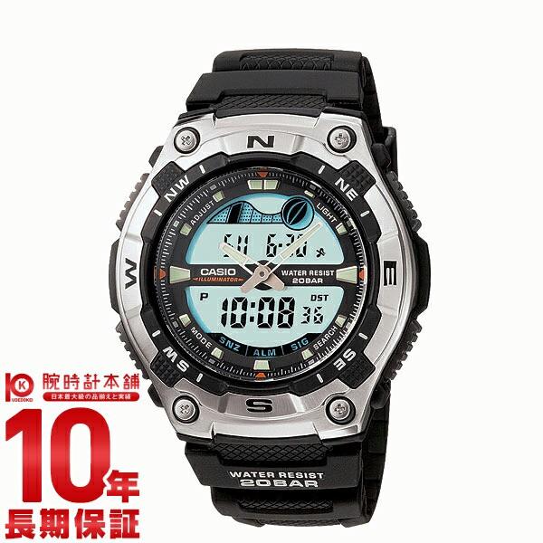 カシオ CASIO スポーツギア AQW-100-1AJF メンズ