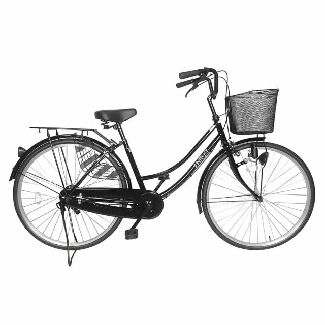 送料無料 自転車 シンプルフレームで大人気 ママ...