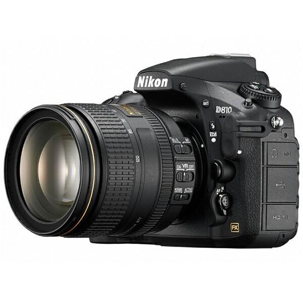 Nikon D810 24-120 VR レンズキット ブラック Dシ...
