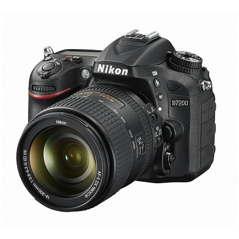 Nikon D7200 18-300 VR スーパーズームキット [デ...
