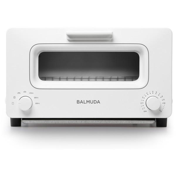 BALMUDA K01E-WS ホワイト The Toaster [オーブン...