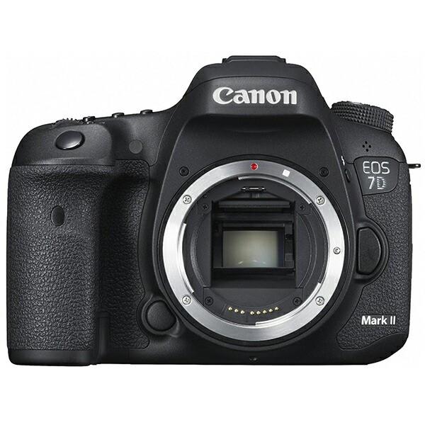 CANON EOS 7D Mark II ボディ [デジタル一眼レフカメラ(2020万画素)]