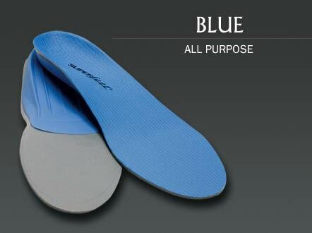 SUPER feet [ TRIM FIT BLUE @5184]スーパーフィ...