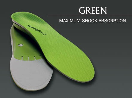 SUPER feet [ TRIM FIT GREEN @5184]スーパーフィ...