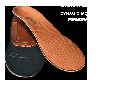 SUPER feet [ TRIM FIT COPPER DMP @6156]スーパ...