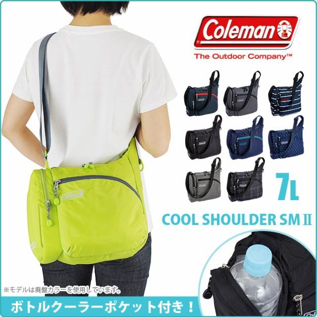 coleman コールマン 7L ショルダーバッグ  クール...