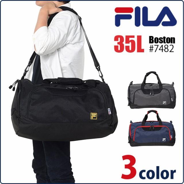 FILA ボストンバッグ 35L フィラ リム 7482 メン...