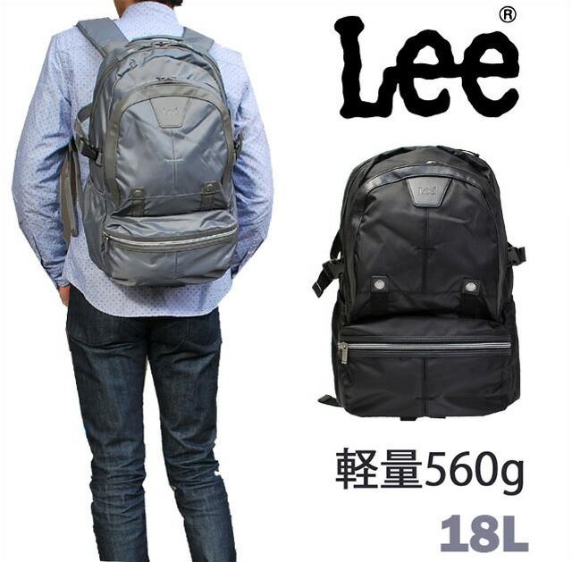 Lee [リー] リュックサック/バックパック 軽量560...