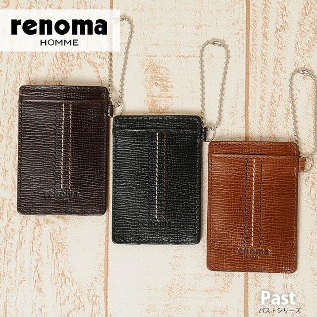renoma HOMME[レノマオム] パスケース Past 51161...
