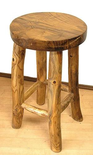 【送料無料】バリ家具 天然木チークの椅子 スツー...