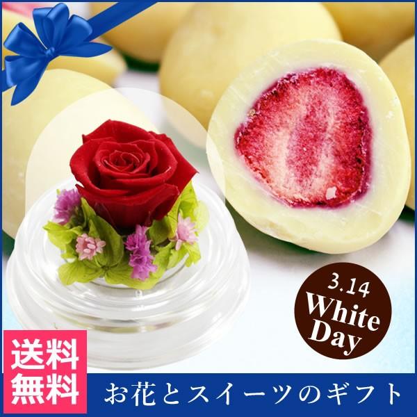 【ホワイトデー特集】バラと苺のあま〜いお話【送...