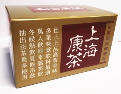 上海康茶 30包 6個セット【送料無料】
