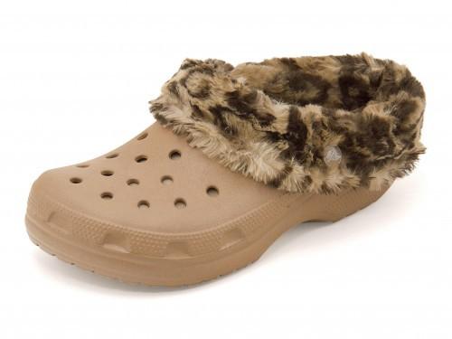 crocs(クロックス) CLASSIC MAMMOTH LINED GRAPHI...