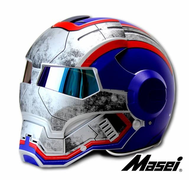 フルフェイス ヘルメット ロボヘル610 Automic M...