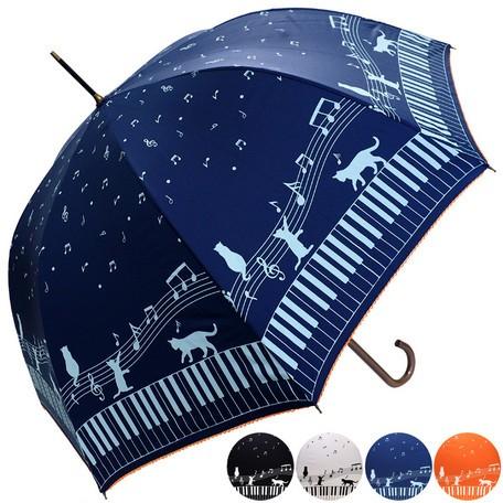 3000円以上送料無料 傘 レディース ジャンプ傘 雨...