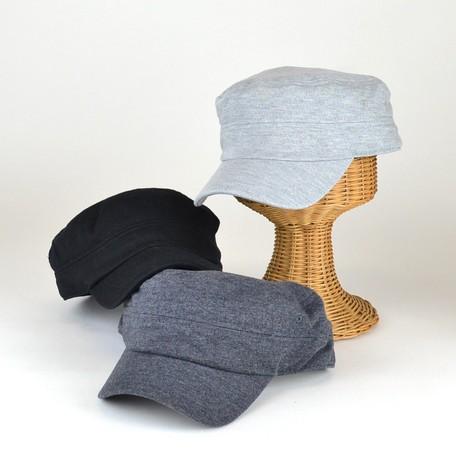 キャップ メンズ 帽子 BIGSIZE スウェット ワーク...