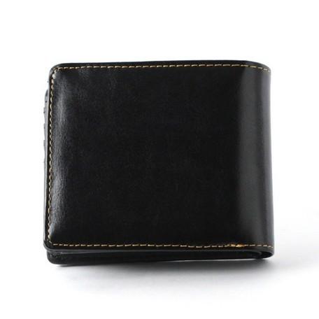 送料無料 二つ折り財布 メンズ 小物 ビリケン 二...