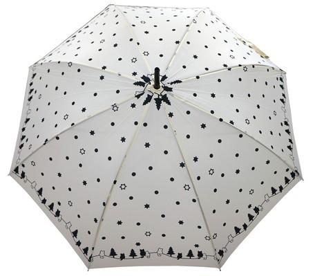 送料無料 傘 レディース エルソポ 婦人用 雨傘 親...
