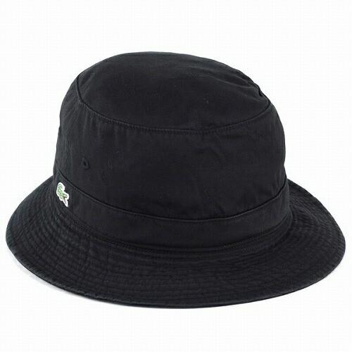 LACOSTE  バケットハット ラコステ 帽子 サファリ...