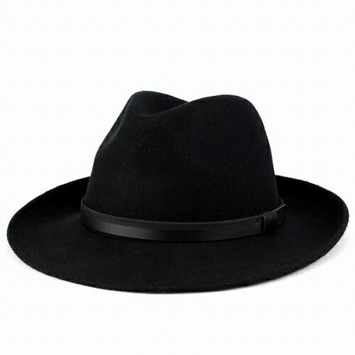 ソフトハット フェルト イタリア製 帽子 Di CHIAR...