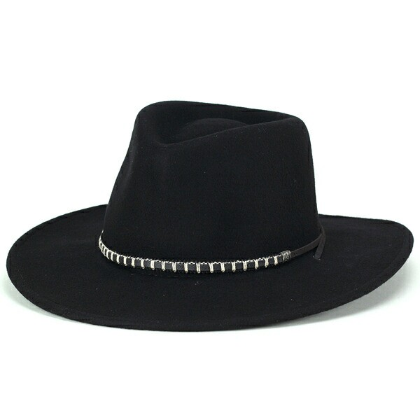 ウェスタンハット帽子 ステットソン USA レザース...