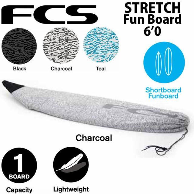 2017 サーフボード ケース FCS STRETCH Fun Board...