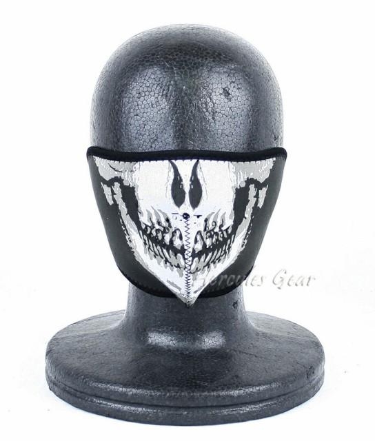 KINGRIN 布製ハーフフェイスマスク