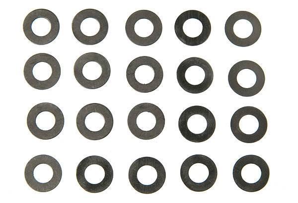 LONEX シムセット 0.15mm×10pcs/0.3mm×10pcs