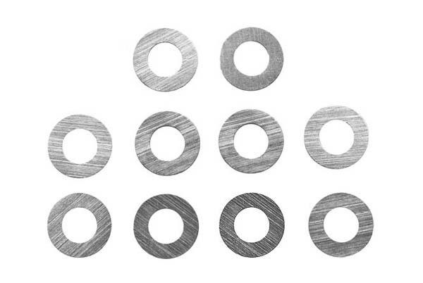 LONEX シムセット 0.1mm×10pcs/0.2mm×10pcs