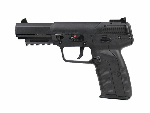 CyberGun FN5-7 Tactical ガスブローバックピスト...