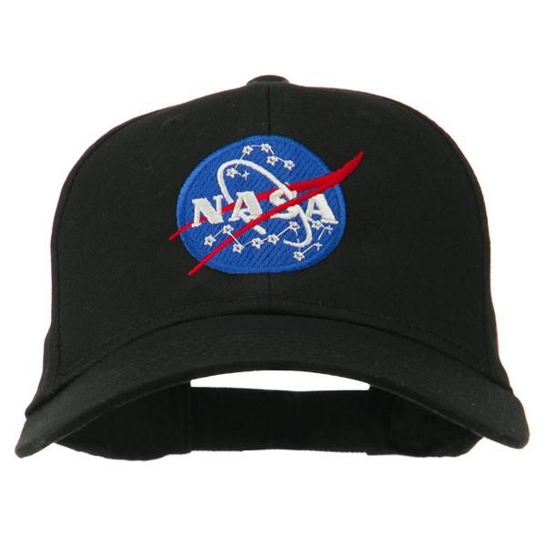 NASA ナサ ロゴ キャップ ブラック NASA Insignia...
