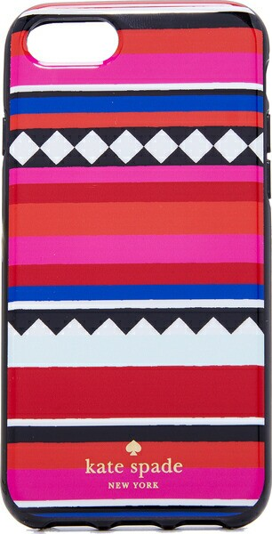 Kate Spade New York Geo Stripe iPhone 7 Case ...