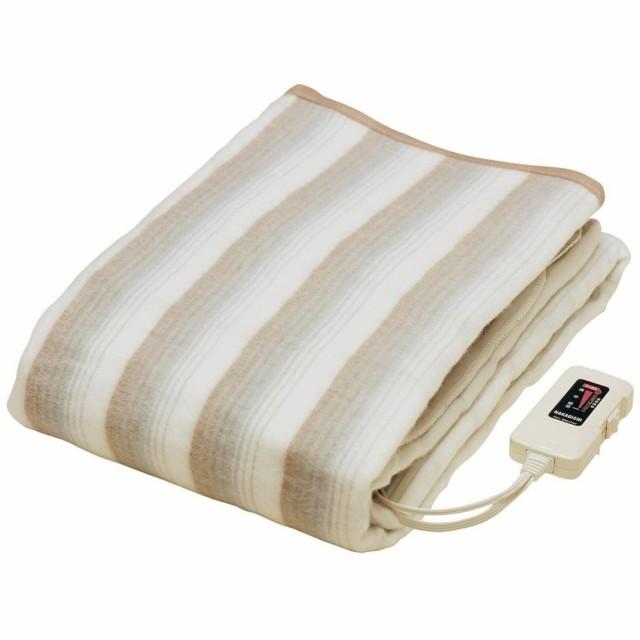 【即納・送料無料】 椙山紡織  電気掛け敷き毛布 ...