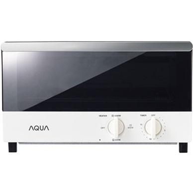 【即納】 AQUA アクア オーブントースター AQT-WA...