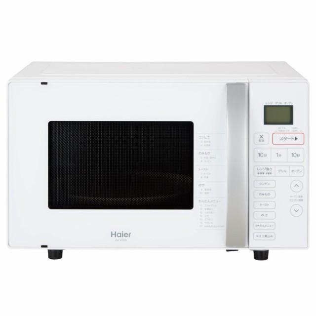 【即納・送料無料】Haier オーブンレンジ JM-V16D-W ホワイト ハイアール 【代引き不可】@